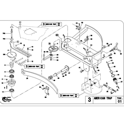 Briley MFG - Trap Parts, Manuals and Diagrams on lincoln front suspension, lincoln heater core replacement, lincoln ls relay diagram, lincoln continental horn schematics and diagram, lincoln starting problems, lincoln parts diagrams, lincoln ls wire harness diagram, lincoln brakes, 2000 lincoln ls diagrams, lincoln transmission diagrams, 92 lincoln air suspension diagrams,