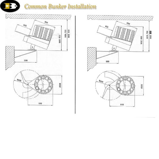 Briley MFG - Olympic Bunker Trap Installation and Wiring Information