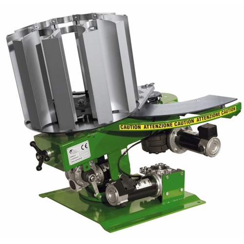 Mattarelli Wobble Trap Machine