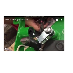 How to Change a Solenoid